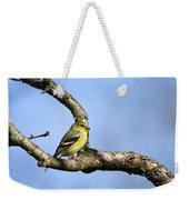 Wild Birds - American Goldfinch Weekender Tote Bag