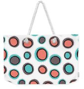 Wild Bounce Weekender Tote Bag by Susan Claire