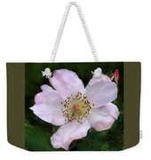 Wild Carolina Rose Weekender Tote Bag