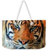 Wild Cat Weekender Tote Bag