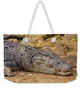 Wild Croc #2 Weekender Tote Bag
