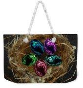 Wild Eggs In My Nest Weekender Tote Bag