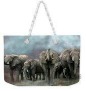 Wild Family Weekender Tote Bag