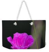 Wild Flower Bloody Cranesbill Weekender Tote Bag
