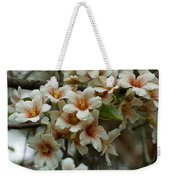 Wild Flowering Beauty Weekender Tote Bag