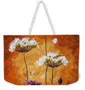 Wild Flowers 041 Weekender Tote Bag
