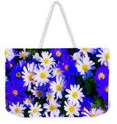 Wild Flowers 3 Weekender Tote Bag