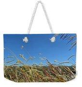 Wild Foxtail Grass In The Breeze II Weekender Tote Bag