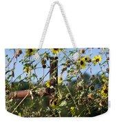 Wild Growth Weekender Tote Bag