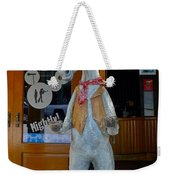 Wild Horse Saloon Weekender Tote Bag