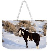 Wild Horse Stallion Weekender Tote Bag