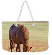 Wild Horses Mother And Baby Weekender Tote Bag