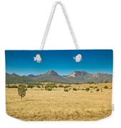 Wild Landscape Of Lika Region Croatia Weekender Tote Bag