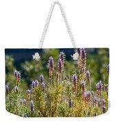 Wild Lavender Weekender Tote Bag