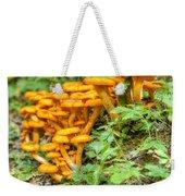 Wild Mushrooms Weekender Tote Bag
