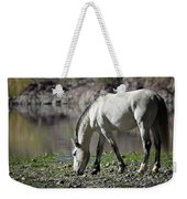 Wild On The River  Weekender Tote Bag