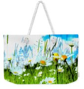 Wild Ones - Daisy Meadow Weekender Tote Bag