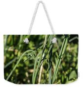 Wild Onion Grasp Weekender Tote Bag