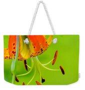 Wild Orange Lilies Weekender Tote Bag