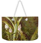 Wild Orchids Weekender Tote Bag