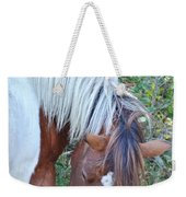 Wild Ponies Of Assateague 21 Weekender Tote Bag