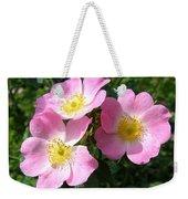 Wild Roses 1 Weekender Tote Bag
