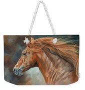 Wild Stallion Weekender Tote Bag