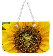Wild Sunflower Weekender Tote Bag