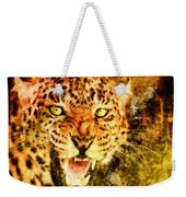 Wild Threat Weekender Tote Bag