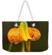 Wild Tiger Lily Weekender Tote Bag