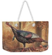 Wild Turkey Weekender Tote Bag