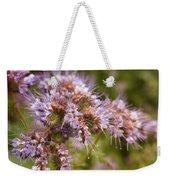 Wild Violet Weekender Tote Bag