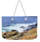 Wild Waves Weekender Tote Bag