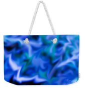 Wild Wetlands Blue  Weekender Tote Bag