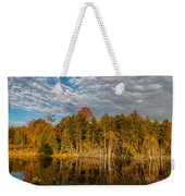 Wilderness Pond 2 Weekender Tote Bag