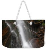 Wilderness Waterfall Dawn Weekender Tote Bag