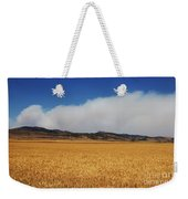 Wildfire Weekender Tote Bag by Jon Burch Photography