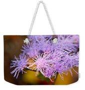Wildflower-1 Weekender Tote Bag