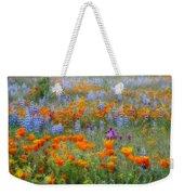 Wildflower Dreamin Weekender Tote Bag