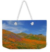 Wildflower Extravaganza  Weekender Tote Bag