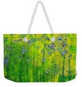 Wildflower Impression By Jrr Weekender Tote Bag