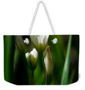 Wildflower Weekender Tote Bag