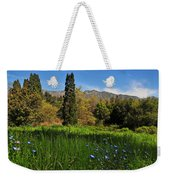 Wildflower Meadow At Descanso Gardens Weekender Tote Bag by Lynn Bauer