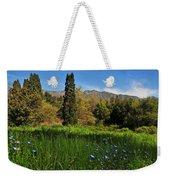 Wildflower Meadow At Descanso Gardens Weekender Tote Bag