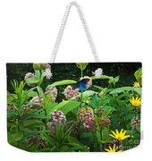 Wildflower Meadow Weekender Tote Bag