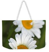Wildflower Named Oxeye Daisy Weekender Tote Bag