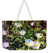 Wildflower Wandering Weekender Tote Bag
