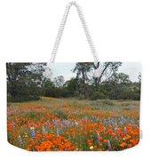 Wildflower Wonderland 2 Weekender Tote Bag