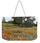 Wildflower Wonderland 3 Weekender Tote Bag