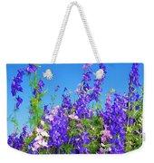 Wildflowers #11 Weekender Tote Bag